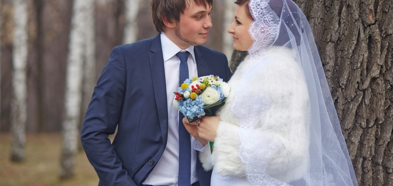 Свадьба Тимур и Анастасия