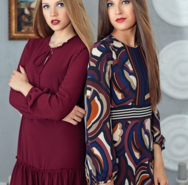 Для каталога одежды VILLAGI Осень-Зима 2016